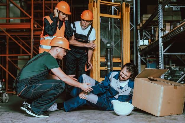 תביעת נזיקין בגין תאונת עבודה